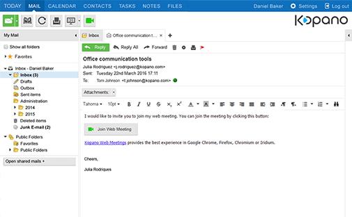kopano-email-security