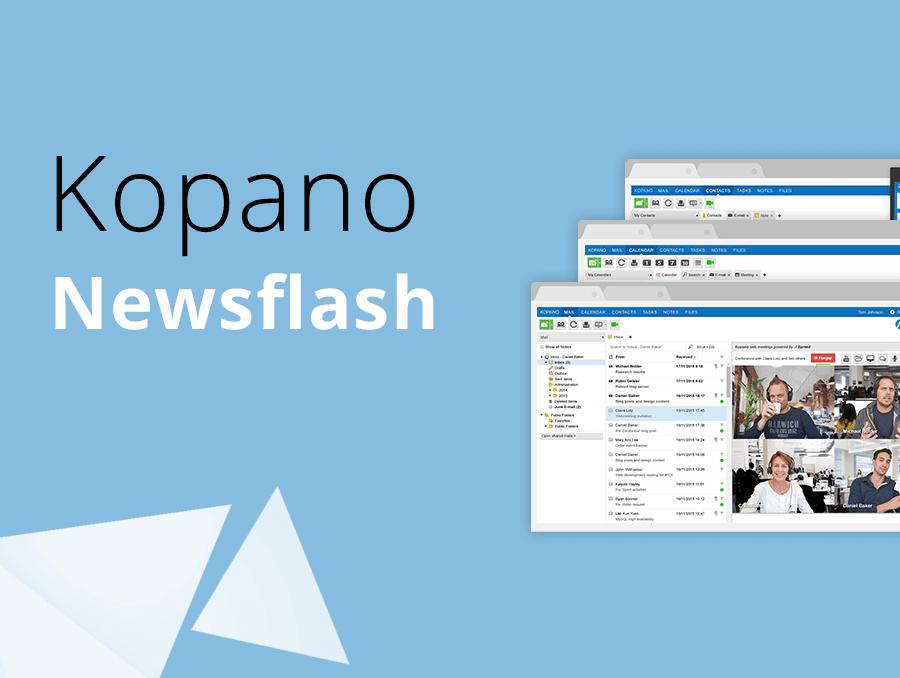 kopano-newsflash