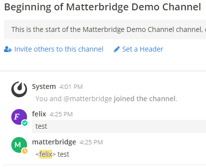 Matterbridge: Bridging Mattermost to Chat and ChatOps - Kopano Blog