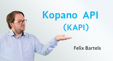 Kopano API by Felix Bartels