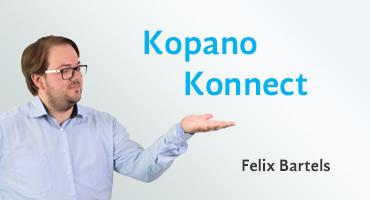 Kopano Konnect by Felix Bartels