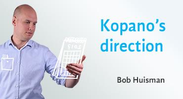 Kopano's direction by Bob Huisman