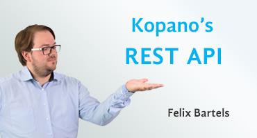 Kopano REST API by Felix Bartels