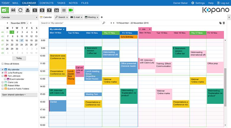 Kopano Clients - Access to Kopano's Software Suite