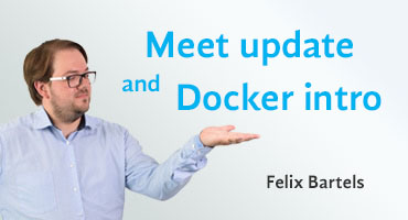 Kopano Meet and Docker by Felix Bartels