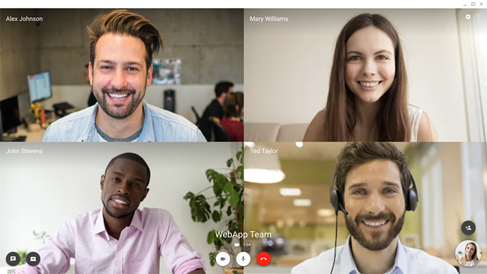 Kopano communication software for business - video calling