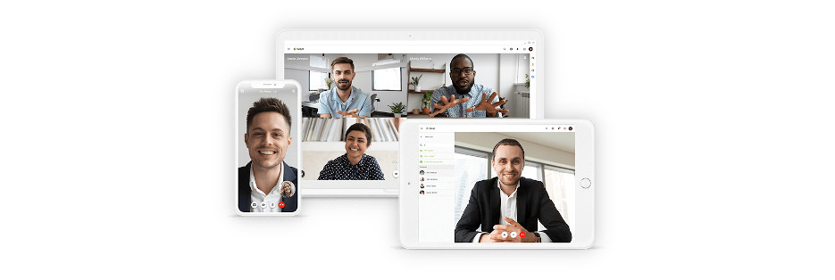 Kopano Meet video meeting tool can be used on all devices