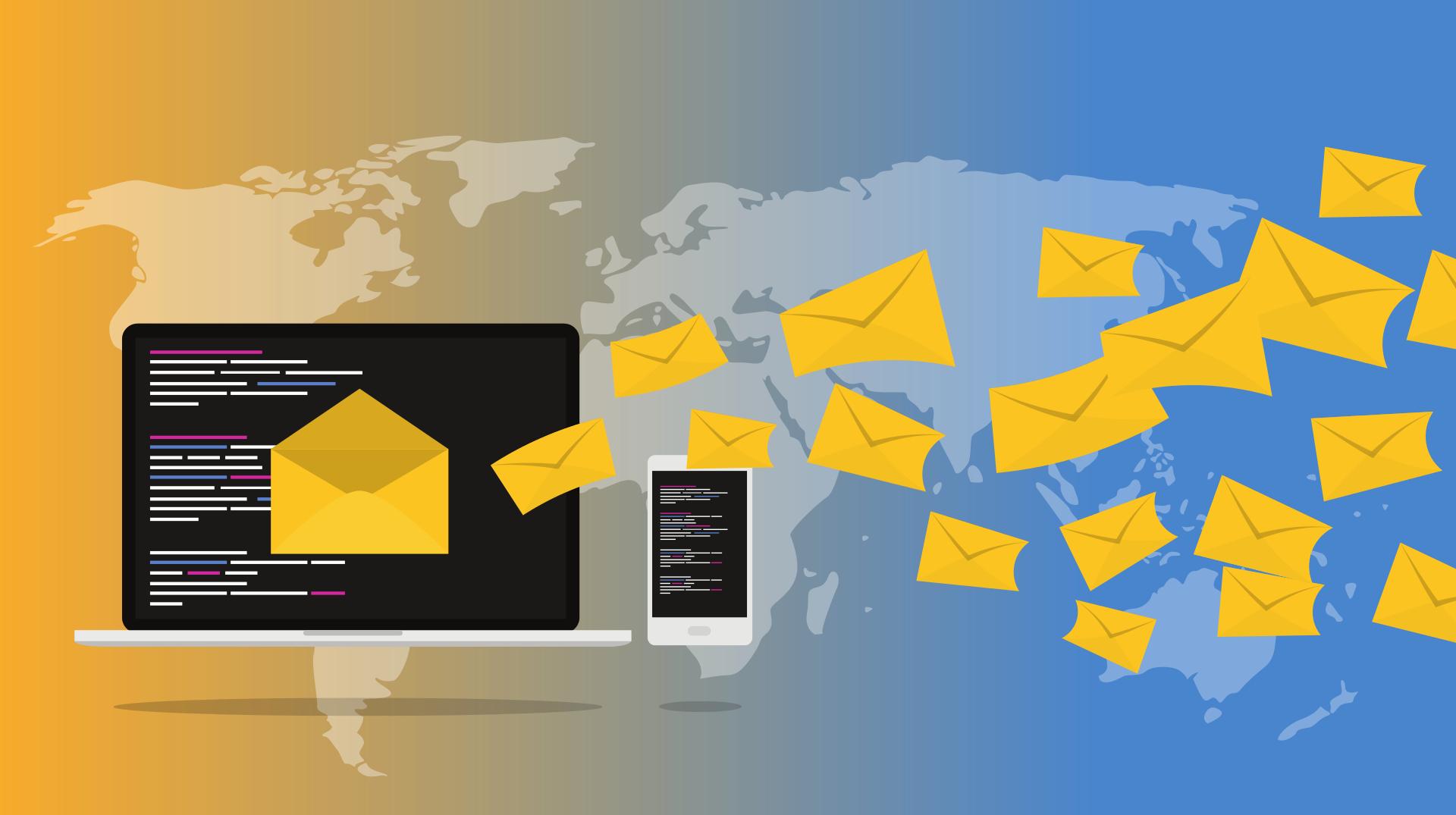 E-mail ist ein Identitätsfaktor