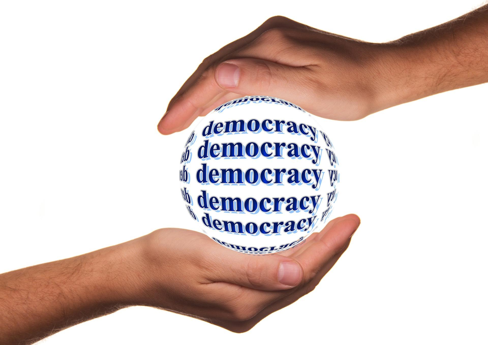 digitale Souveränität und Demokratie