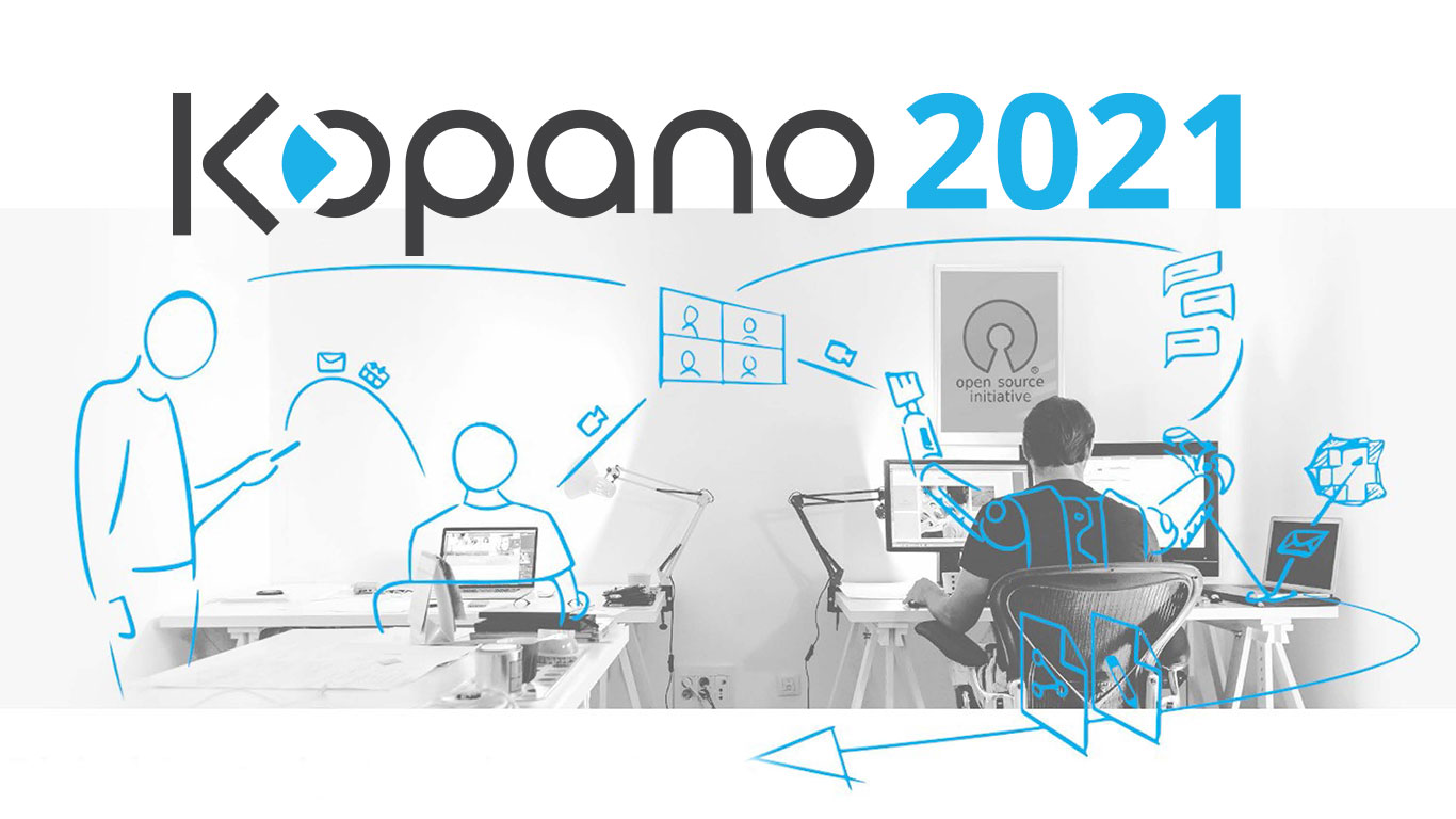 your data your terms - Kopano 2021